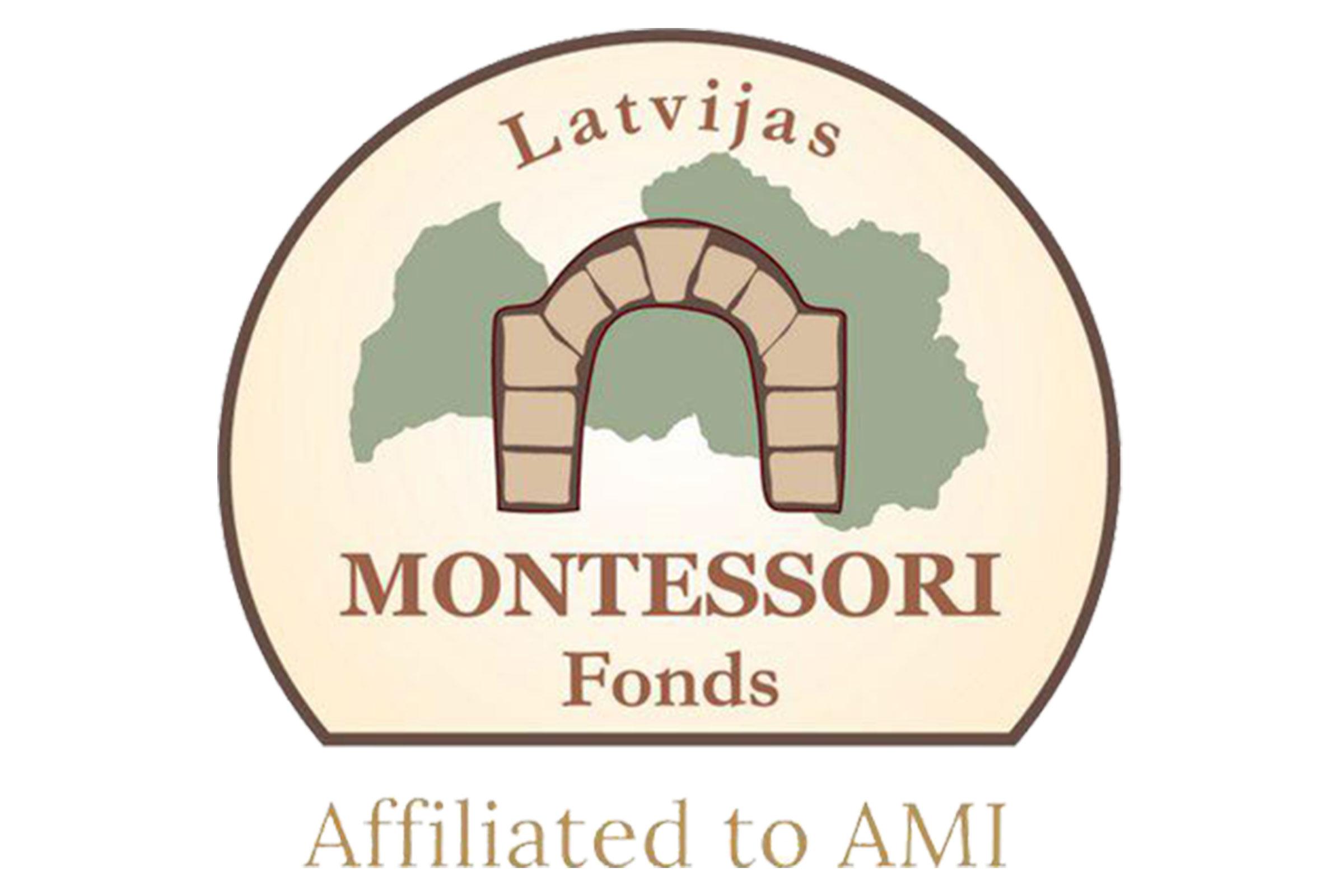 Latvijas Montessori Fonds logo
