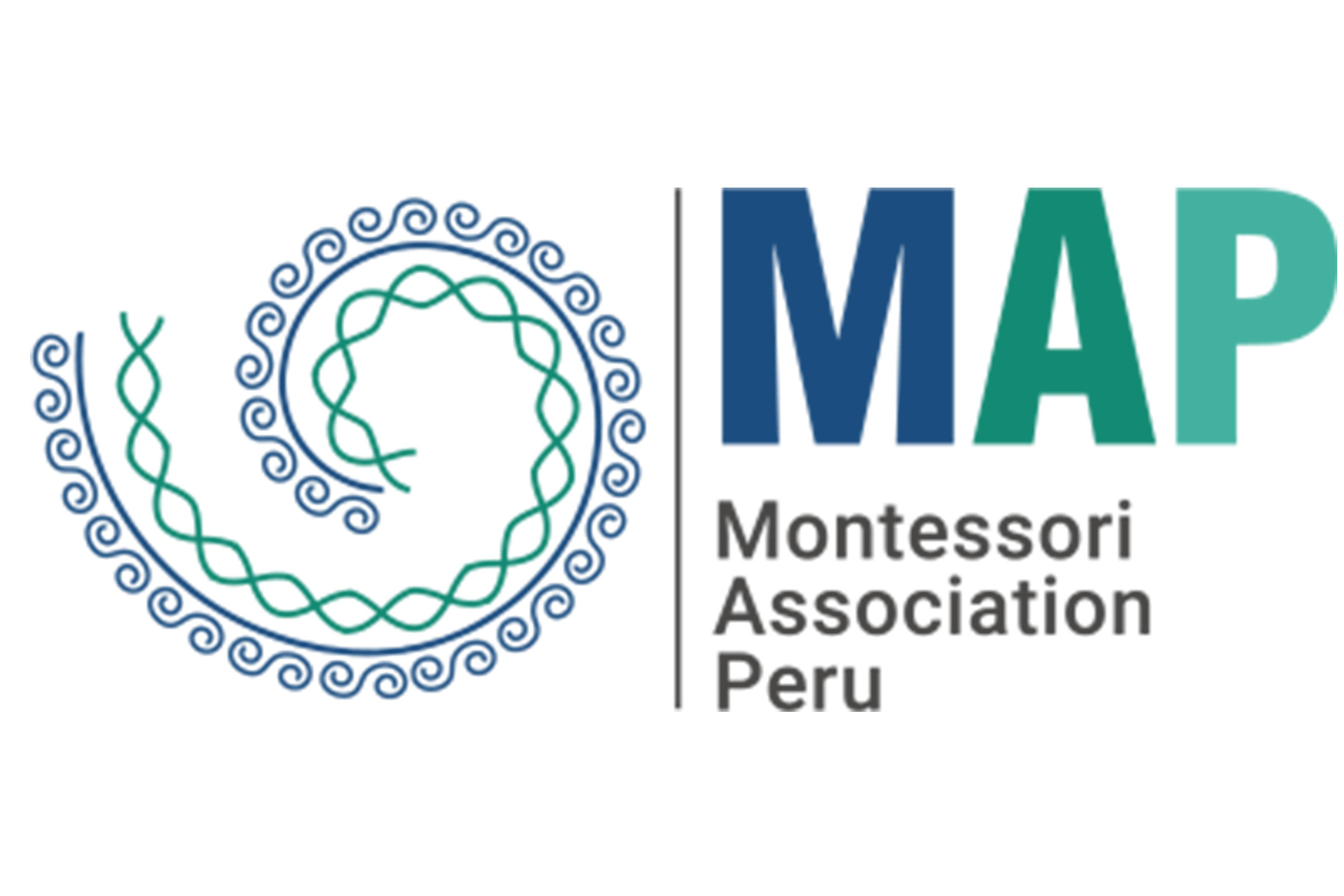 The Montessori Association Peru logo