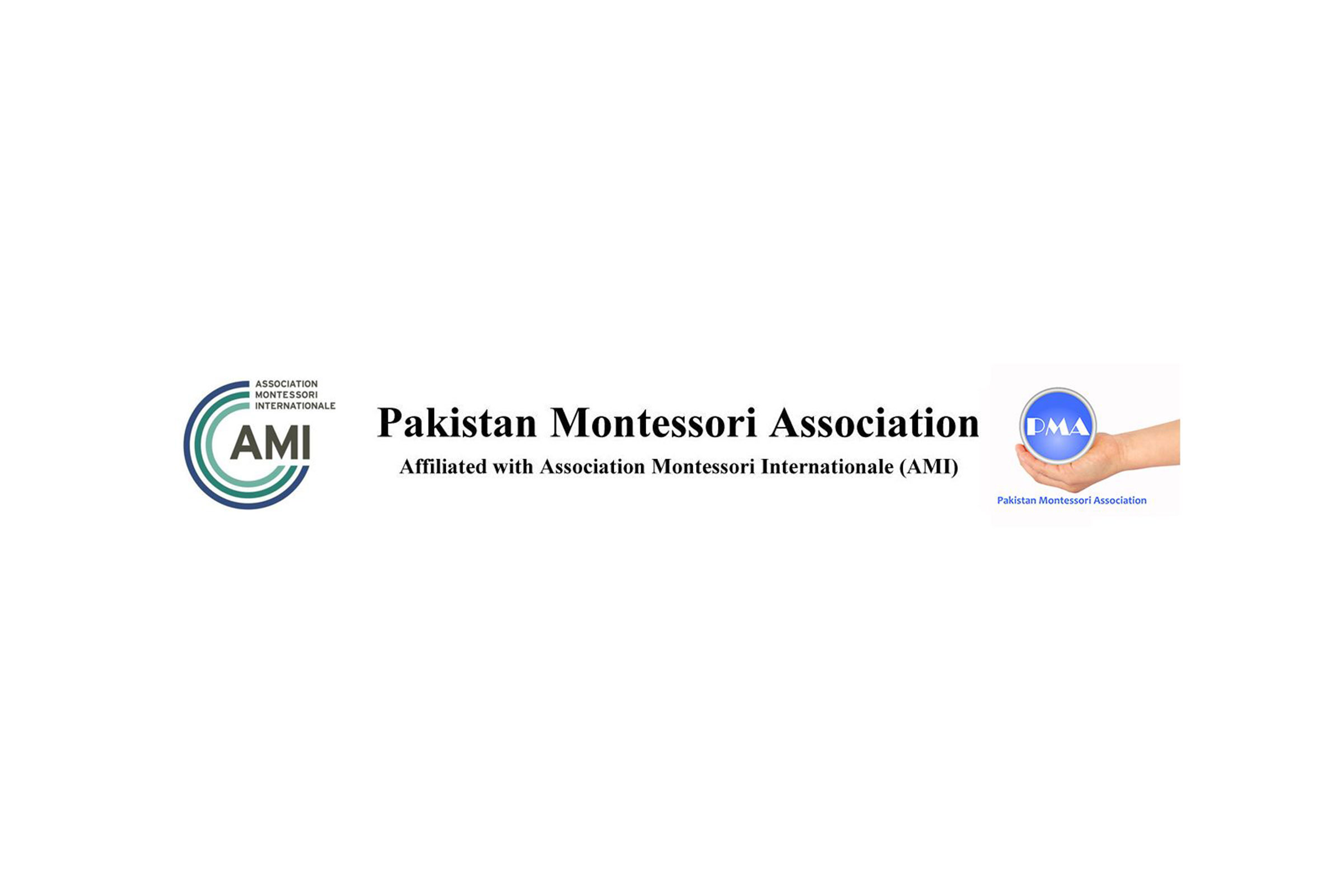 The Pakistan Montessori Association logo