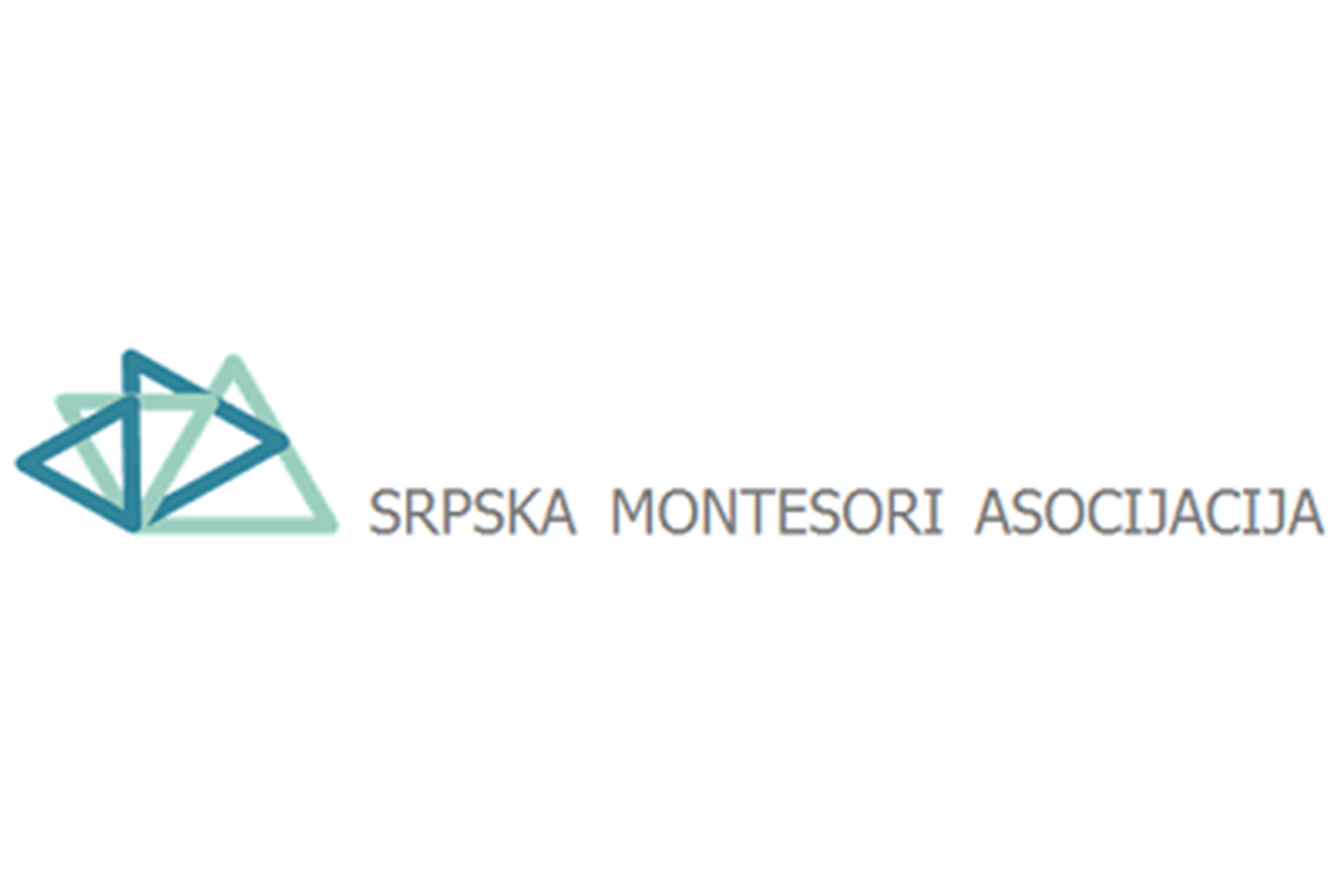 Serbian Montessori Association logo