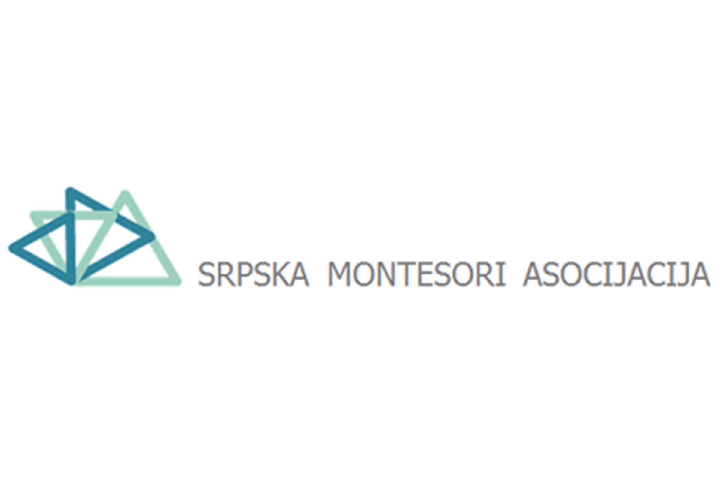 Serbian Montessori Association logo