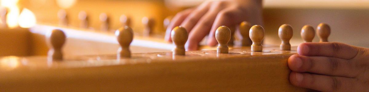 About Montessori Cylinder Blocks