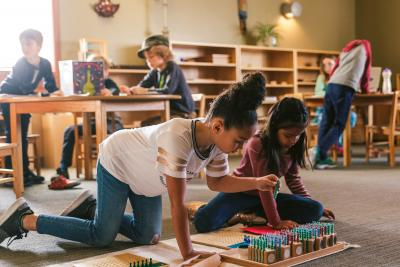 About Montessori Classroom Environment