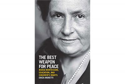 The Best Weapon for Peace book cover