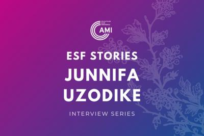 EsF Stories: Junnifa Uzodike