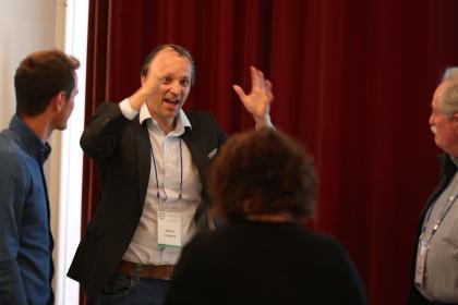 Ruben Jongkind presents the Montessori approach to soccer/football
