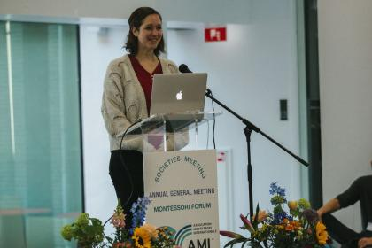Developmental Cognitive Neuroscientist from Leiden University, Anna van Duivenvoorde.