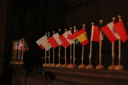 59 Countries were represented at the 2018 AMI AGM